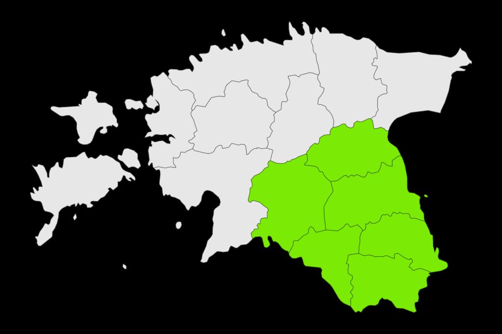 Tegutseme peamiselt Lõuna-Eestis (Kampman OÜ)